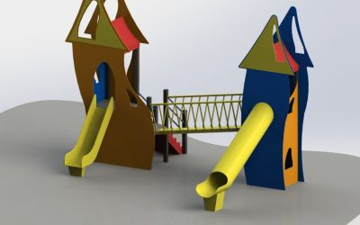 Progettazione giochi per parchi