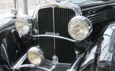 Museo Zeppelin- Dirigibili