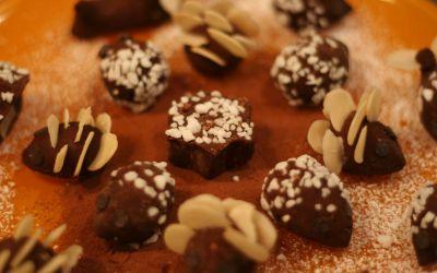 Animaletti di cioccolato