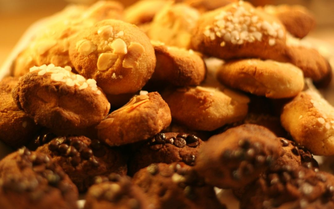 Biscotti di pasta di mandorle