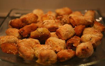 Briks – vegetariani e non – Tunisia