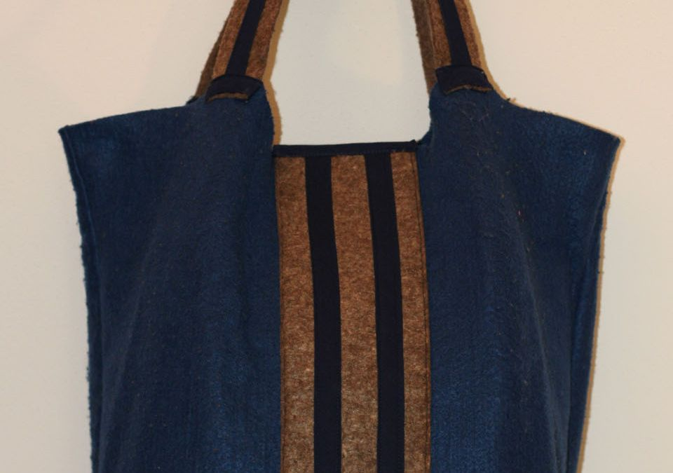 Borsa/Sacco in panno – Bag / Sack cloth