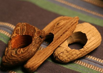 Anelli in legno – Wood rings