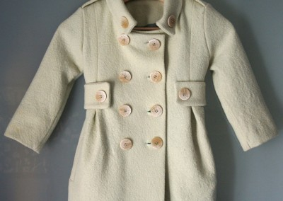 Cappotto bimba palloncino – Balloon baby coat