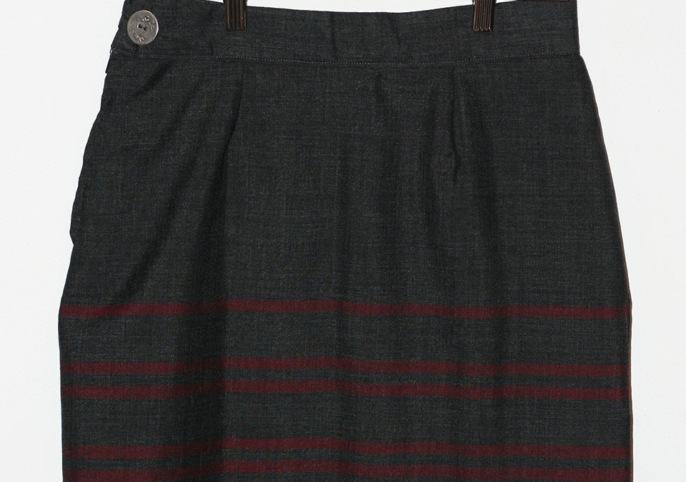 Gonna a righe – Striped skirt