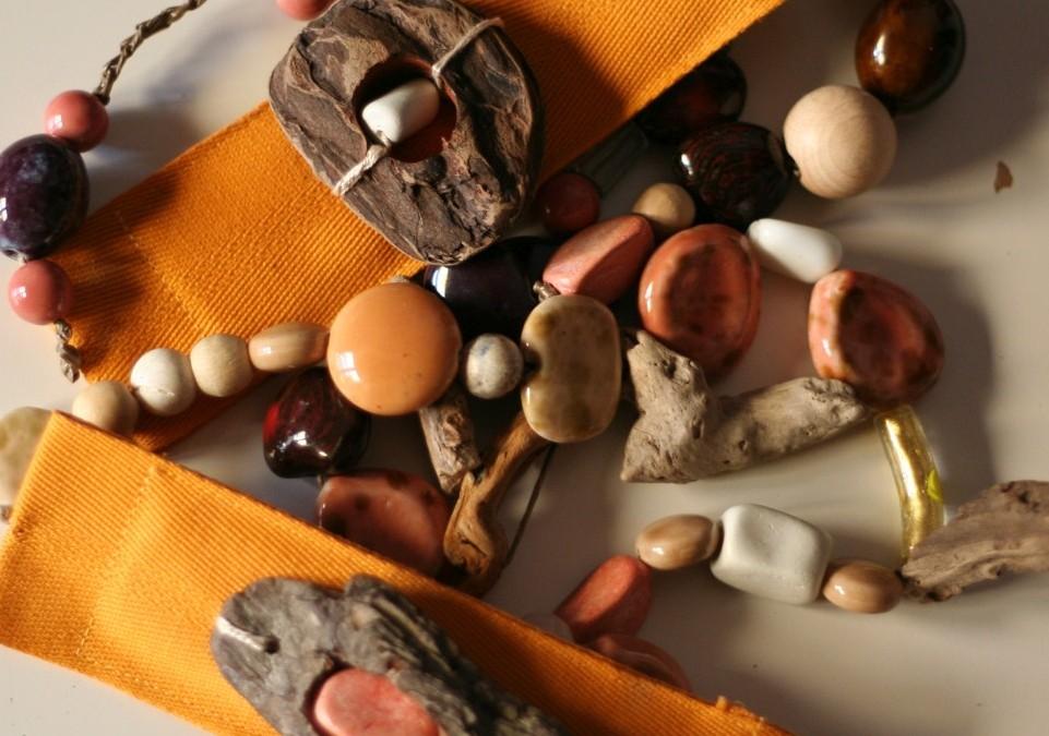 Legno e ceramica – Wood and ceramic