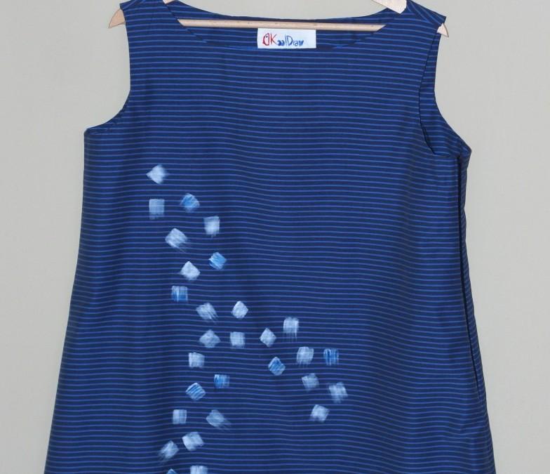 Vestito in cotone – Cotton dress