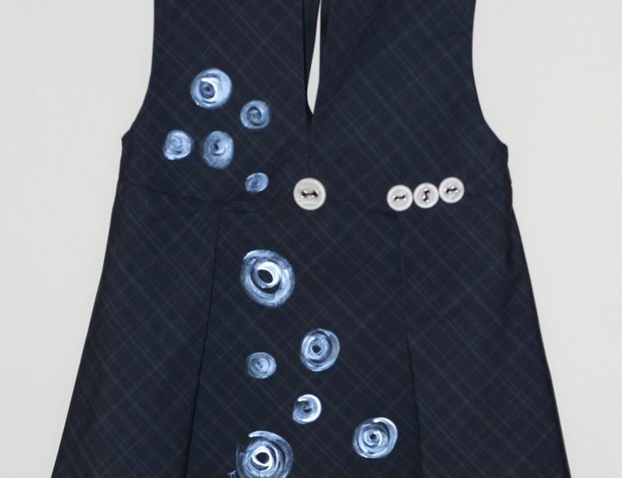 Vestito con piega – Fold dress