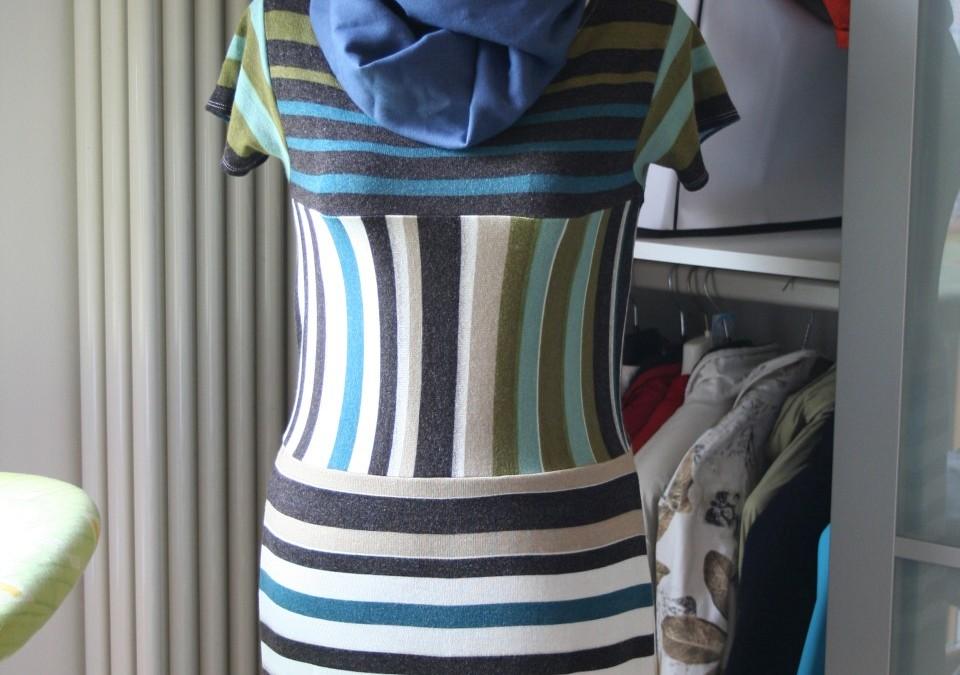 Vestito a righe – Striped dress